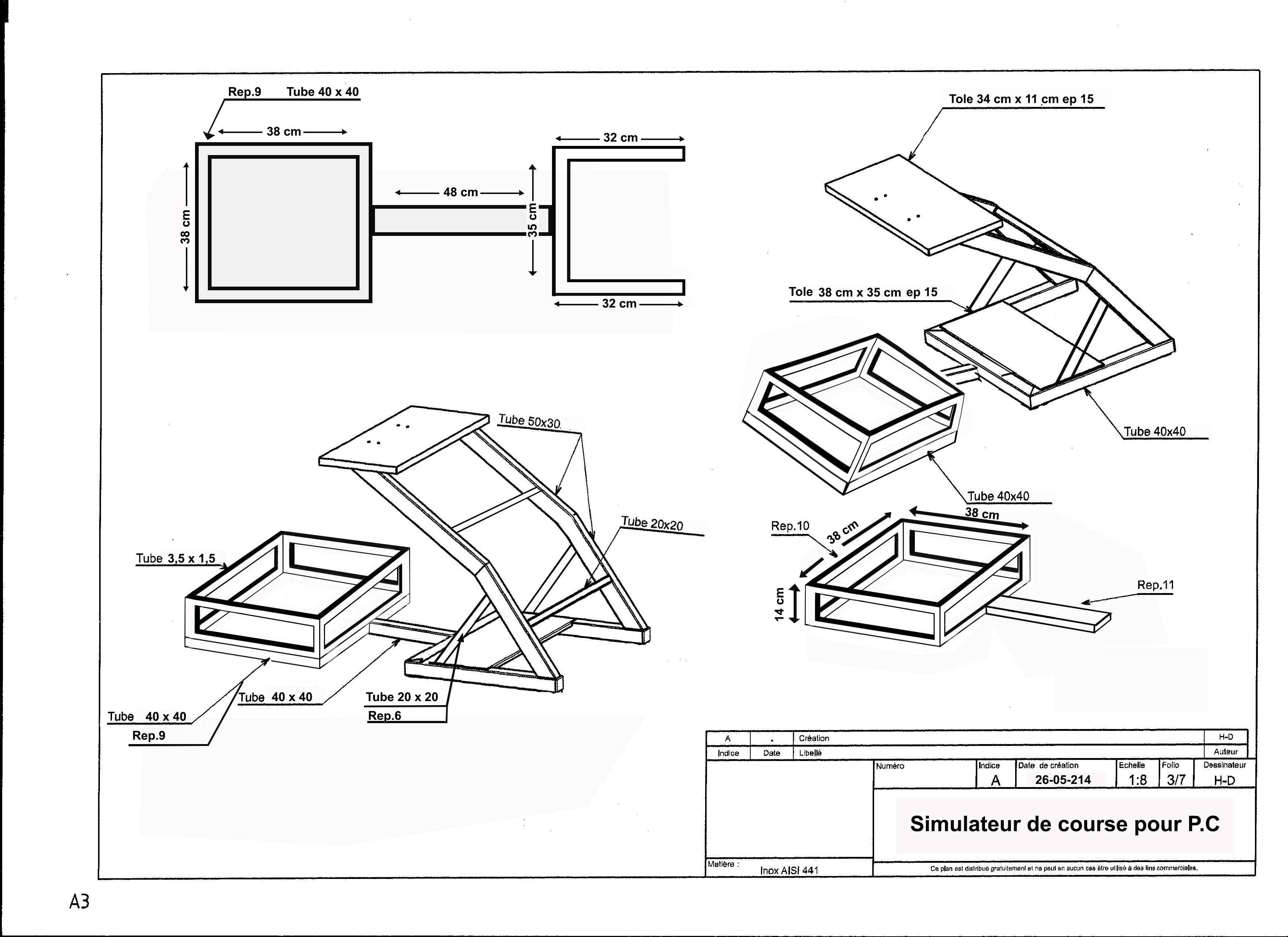 racingfr mon projet simulateur dynamique frex like de fred06200. Black Bedroom Furniture Sets. Home Design Ideas